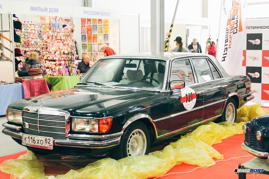 Mercedes-Benz W116 280S 1979