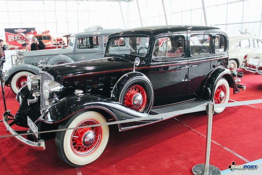 Buick 57 1933 г. в.