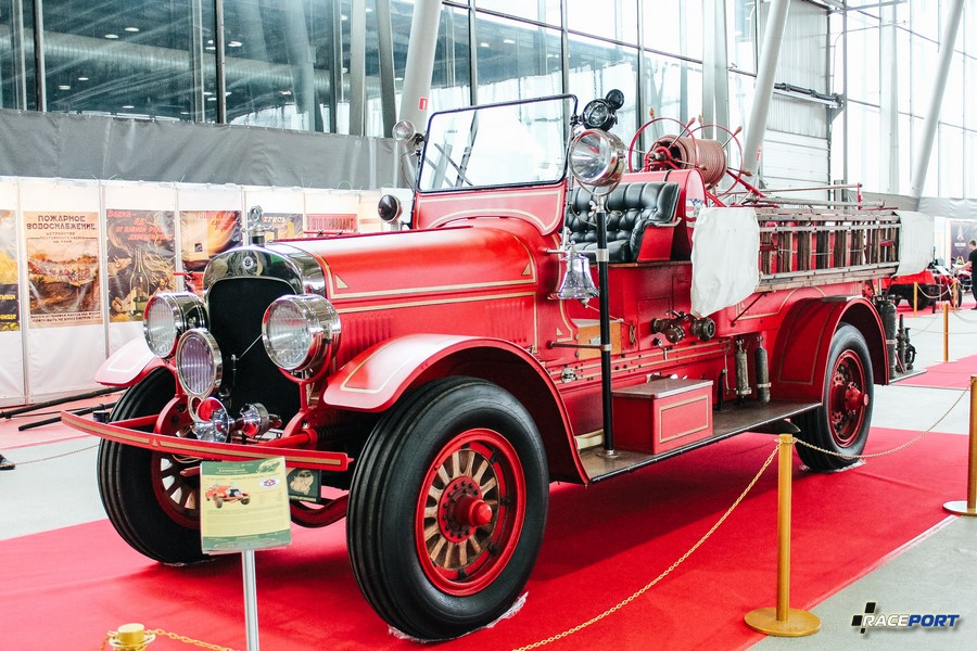 Seagrave Model 6WT Standard, USA 1929