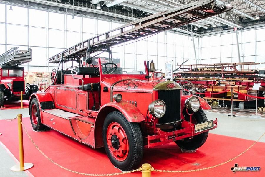 Dennis G-Type Великобритания 1927