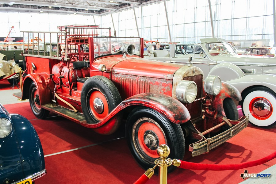 Cadillac series 314 1926 г. в.