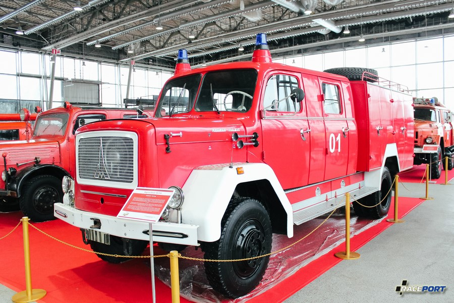 Magirus-Deutz 150 D10 Германия 1966 г.
