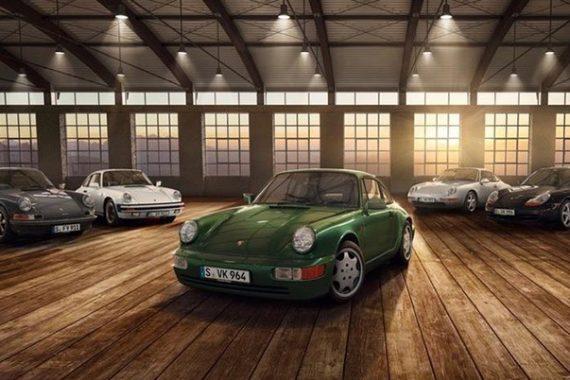 Porsche classic parts