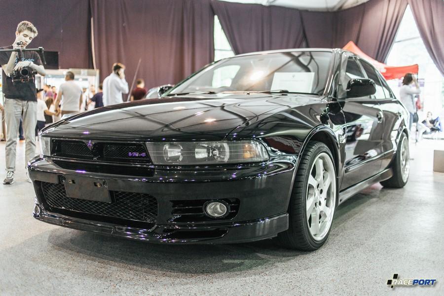 Mitsubishi Galant в приличном состоянии, японская машина без страшных бамперов - это нонсенс!