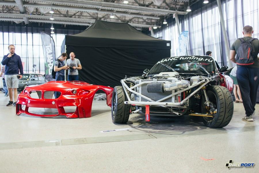 Когда-то некоторые детали от этого ТС были BMW Z4 :)