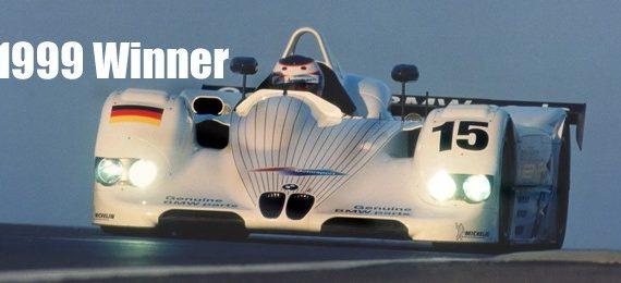 Историческое видео о легендарной победе BMW в гонках Лемана 1999 года.