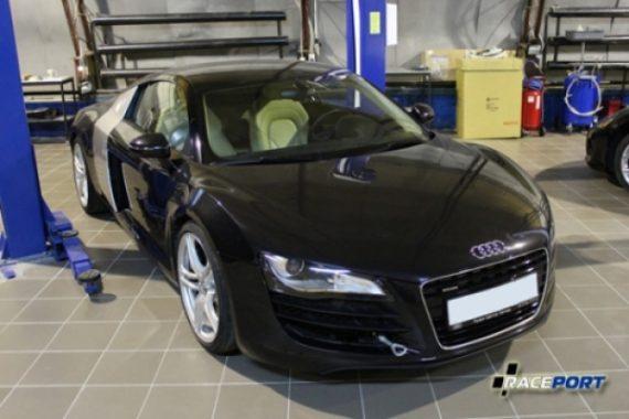 <span>Проект: № 00002</span> Audi R8