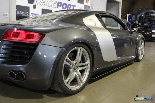 <span>Проект: № 00021</span> Audi R8