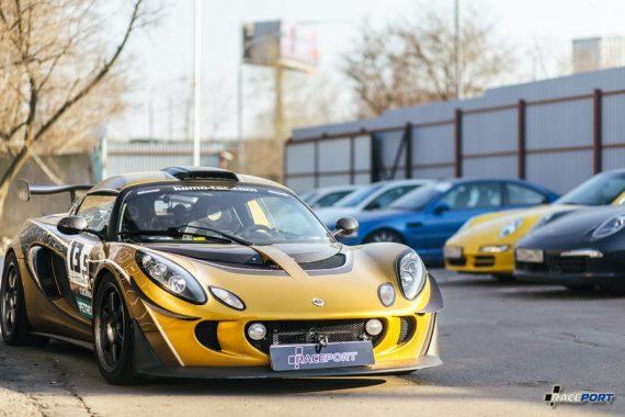 <span>Проект: № 00025</span> Lotus Exige S