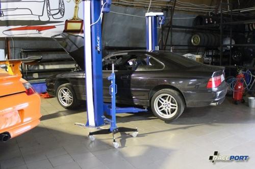<span>Проект: № 00026 </span>BMW E31 850CSi