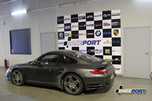 <span>Проект: № 00029</span> Porsche 911 Turbo 997