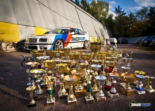 <span>Проект: № 00031</span> BMW E36 M3 Champion car