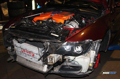 <span>Проект: № 00037</span> BMW E63 M6 Bi Kompressor G-Power Huracan