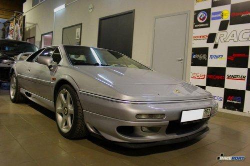 <span>Проект: № 00043 </span>Lotus Esprit V8