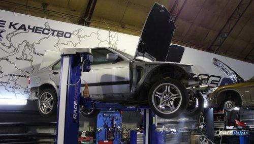 <span>Проект: № 00045 </span>BMW E36 M3 Swap S54B32 SMG2