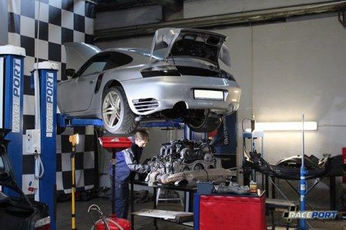 <span>Проект: № 00047</span> Porsche 911 Turbo 996