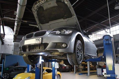 <span>Проект: № 00052</span> BMW E92 335i