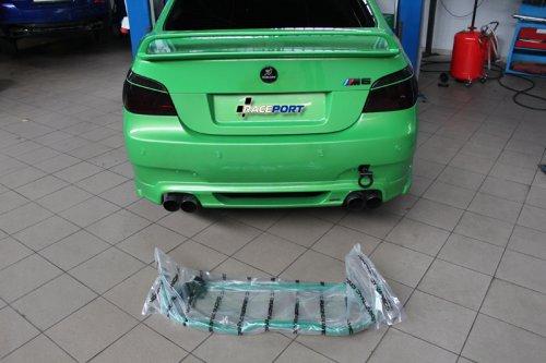 <span>Проект: № 00055</span> BMW E60 M5 Hamann