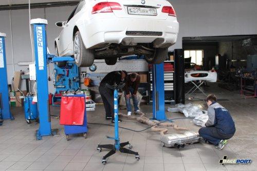 <span>Проект: № 00056</span> BMW E92 M3