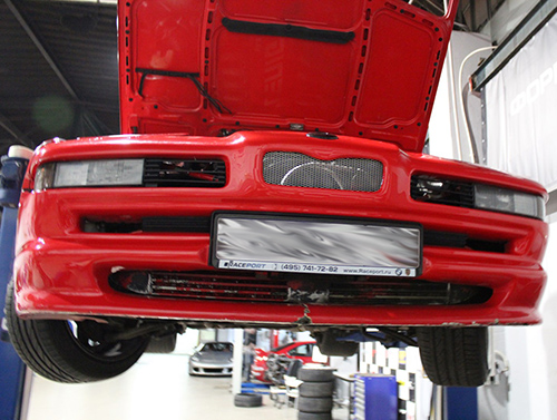 <span>Проект: № 00059</span> BMW E31 850i Kompressor Koenig Special