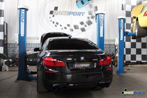 <span>Проект: № 00062</span> BMW F10 M5