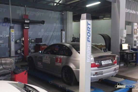 <span>Проект: № 00067</span> BMW E46 M3