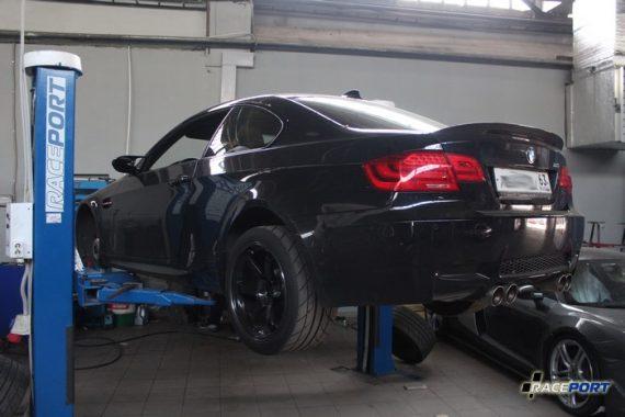 <span>Проект: № 00075</span> BMW E92 M3