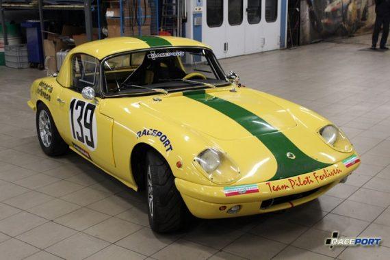 <span>Проект: № 00078</span> Lotus Elan 1969 г.в. Classic racing car