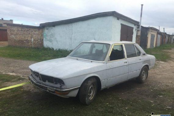 <span>Проект: № 00081</span> BMW E12 520