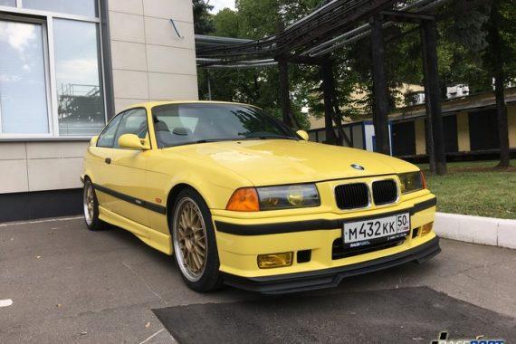 <span>Проект: № 00083</span> BMW E36 M3