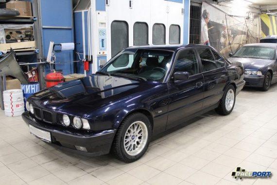 <span>Проект: № 00084</span> BMW E34 3.0 Disel Swap