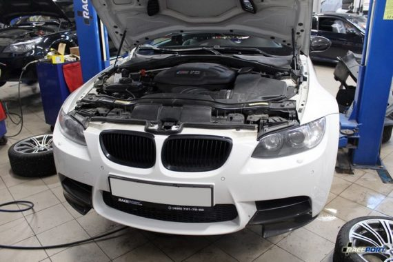 <span>Проект: № 00085</span> BMW E92 M3 for Red Stars