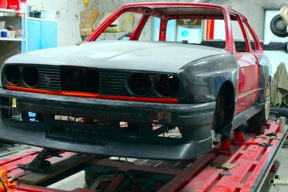 <span>Проект: № 00087</span> BMW E30 MCGP