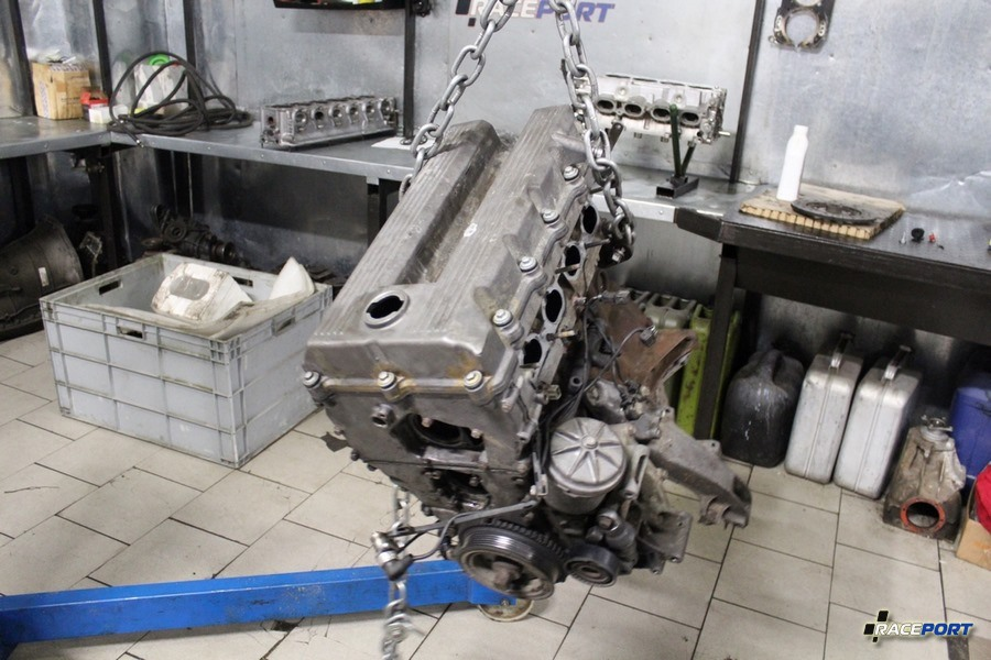 Tuning Engine M42