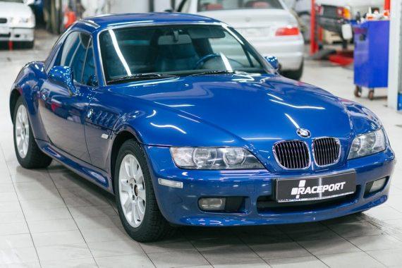 <span>Проект: № 00093</span> BMW E36/7 Z3 Roadster