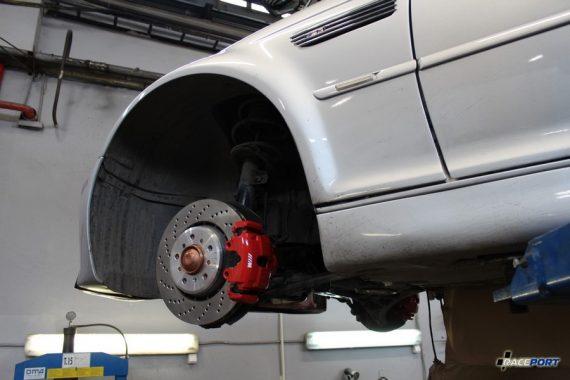 <span>Проект: № 00096</span> BMW E46 M3
