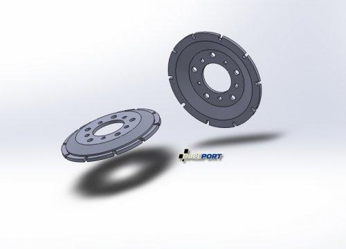 Середины для роторов Stoptech 355x32. Для БМВ М3.
