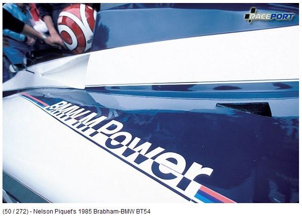 1985 Brabham-BMW BT54