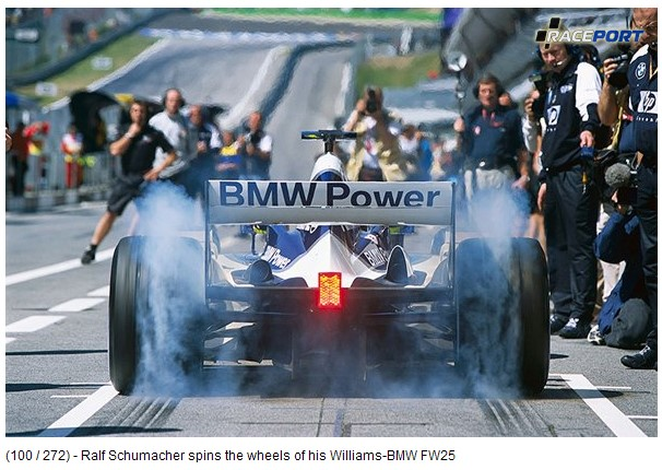 Williams-BMW FW25