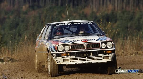 2 — Lancia Delta
