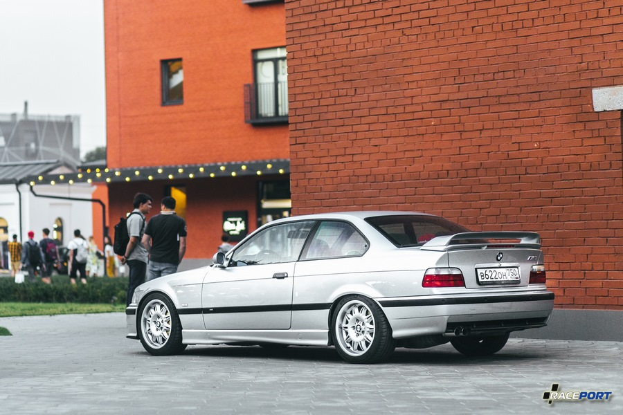 BMW M3 3.2 E36 клиент компании Рейспорт