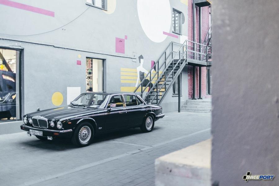 Jaguar в комплектации Daimler