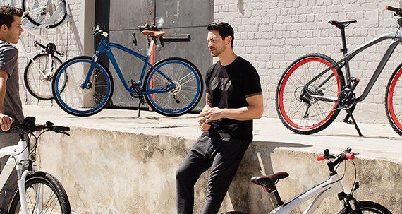 Впереди лето! Лето с велосипедом и велоаксессуарами BMW