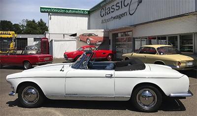BMW 503 Cabrio 1957 Объем двигателя 3146 куб см, 140 л.с., пробег 53 064 км ( 650 000 Евро)