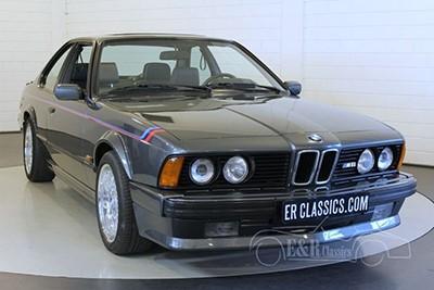 BMW 635CSi 1987 Объем двигателя 3500 куб см, 285 л.с. (56 950 Евро)