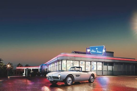 Цены на Oldtimer`ы BMW осенью 2017