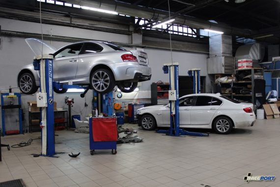 047 Замена сцепления и маховика на КПП DCT – BMW 135i 335i M3 (E82 E90 E92 E93)