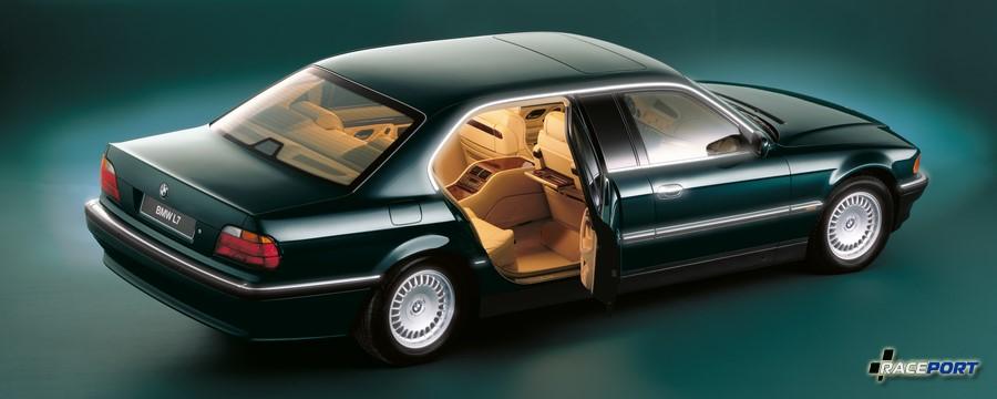 BMW L7 без перегародки