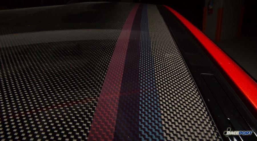 Фирменный триколор BMW M