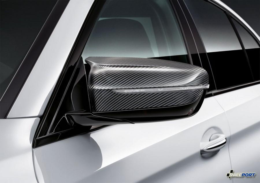 Колпаки наружних зеркал заднего вида из карбона для BMW M5